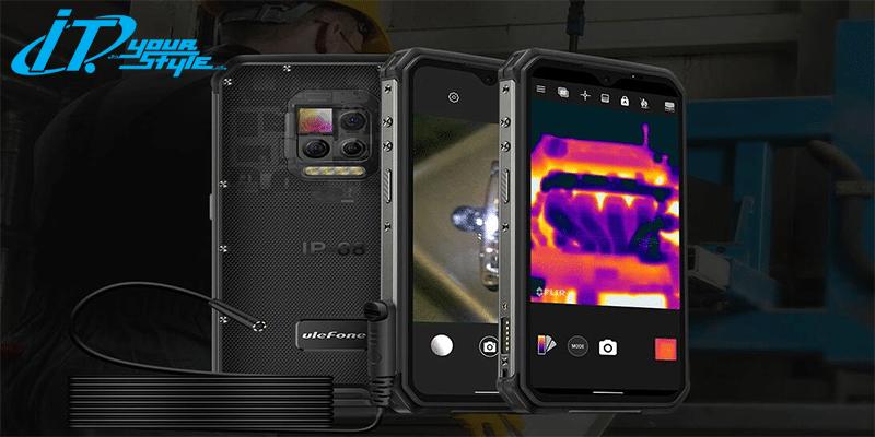 เผยสเป็คสมาร์ทโฟนตัวแรงมาใหม่ Ulefone Armor9 (2021)